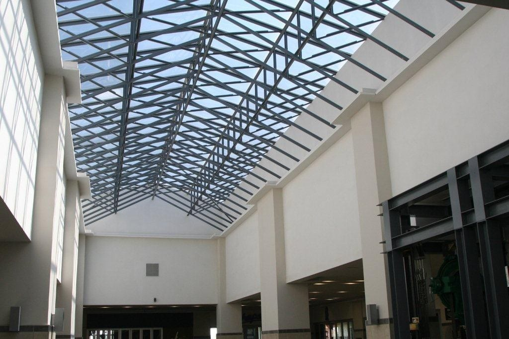 Skylights for Shopping Mall & Office Parks